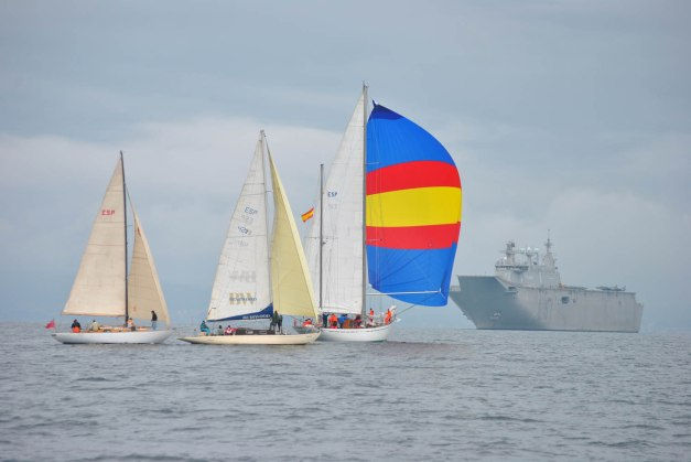 Flota J.Carlos I (medios)
