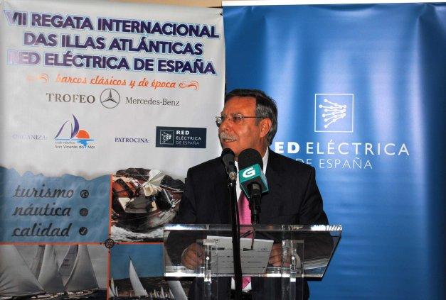 Presidente Red Electrica de España, José Folgado (Medios)