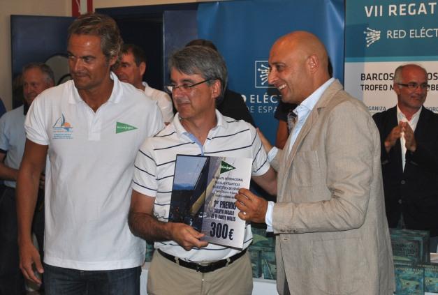 Carlos  Montero, premio fotografía Concurso El Corte Inglés (medios)
