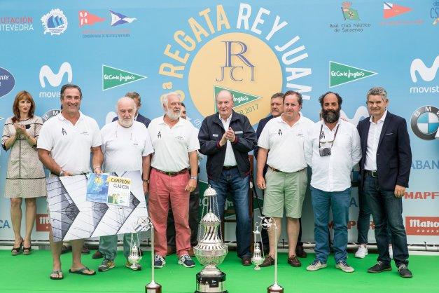 Regata Rey Juan Carlos - El Corte Inglés Máster, 2017